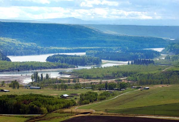 $20M From Site C Project To Fund Local Agriculture