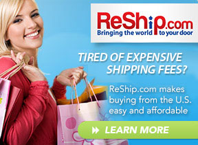 Reship - Bringing the world to your door