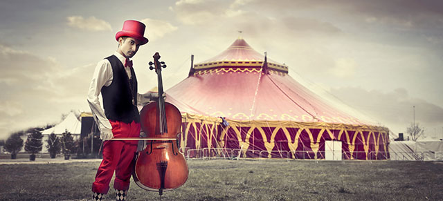 The Circus Is In Town - May 19th