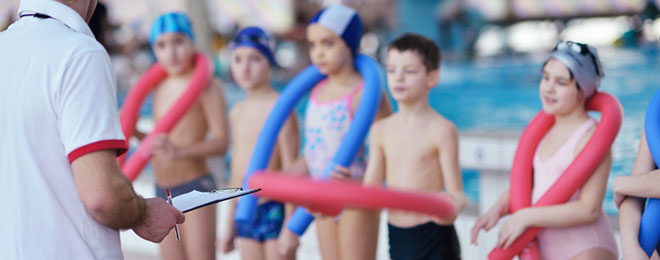 Largest Swimming Lesson In Fort St. John