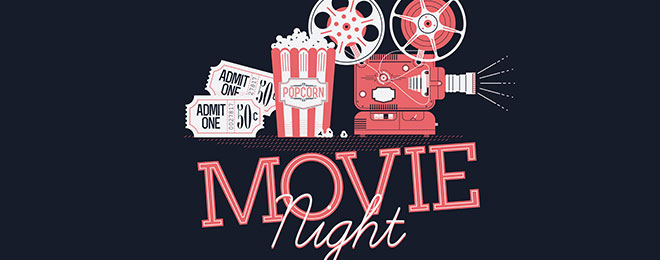 Movie Night Under the Stars - August 21st