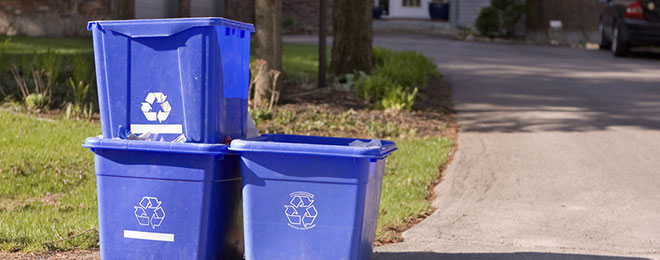 Fort St. John Delays Recycling Program