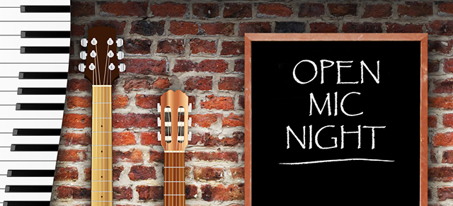 Open Mic Night At On The Rocks - Sept 23rd