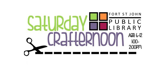 Saturday Crafternoon: Wild Things - Oct 17th
