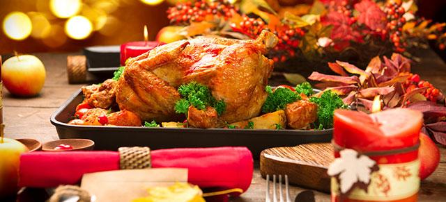 Community Christmas Dinner - December 25th