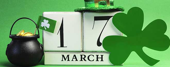 St. Patricks Day Party - March 17th, 2016