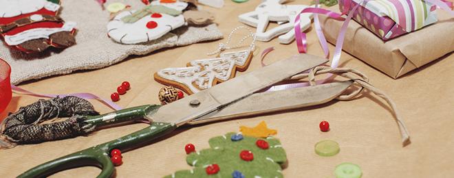 Christmas Crafts - November 18, 2016