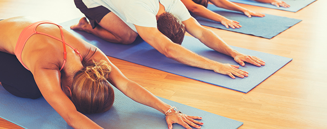 Yoga Series - January 10 to February 21, 2017