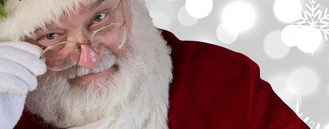 My Special Time with Santa - December 17, 2017