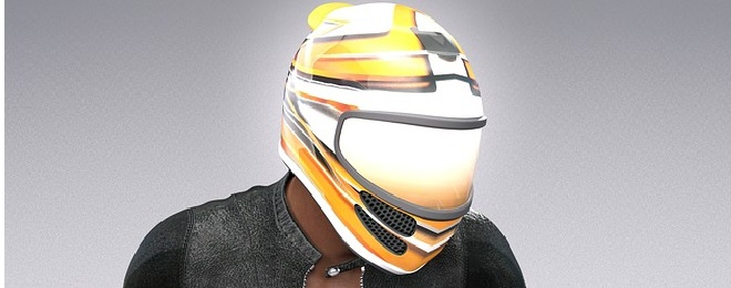 Happy Helmet Contest June 4- 8, 2018