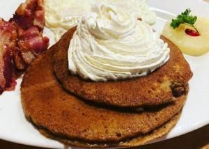 Humpty's Restaurant Pancake Meal