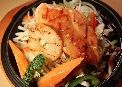 Mastaro Sushi FSJ Chicken Teriyaki