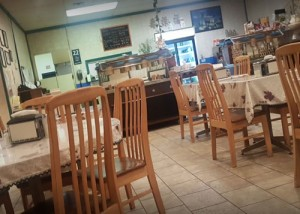 Mings Kitchen FSJ dining setup