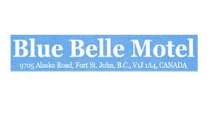 Blue Belle Motel Fort St John